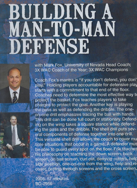 (Rental)-Building a Man to Man Defense