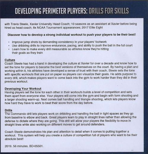 (Rental)-Developing Perimeter Players: Drills for Skills