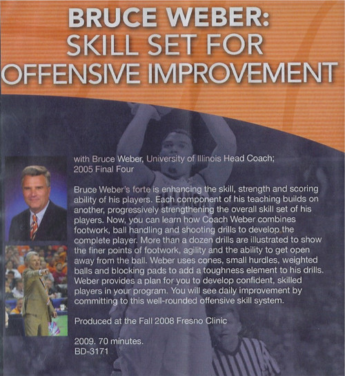 Improve Offensive skills in basketball