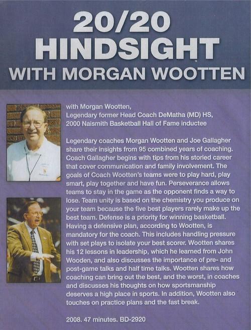 Morgan Wooten on Coaching Basketball