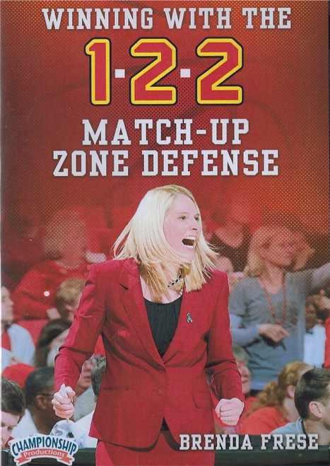 1-2-2 Match Up Zone Defense Video