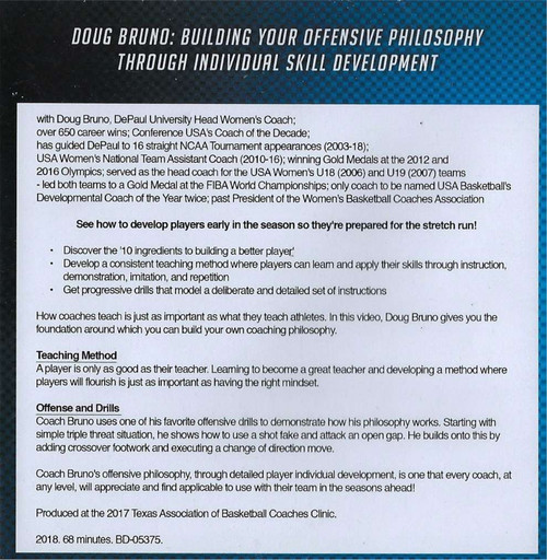 (Rental)-Building Your Offensive Philosophy Through Individual Skill Development