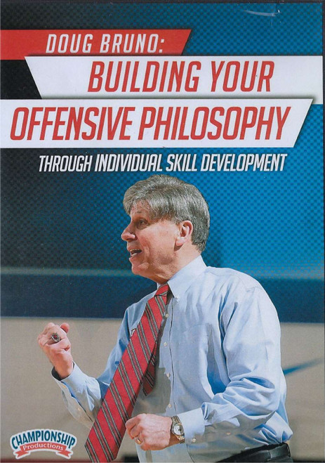 Building Your Offensive Philosophy Through Individual Skill Development by Doug Bruno Instructional Basketball Coaching Video