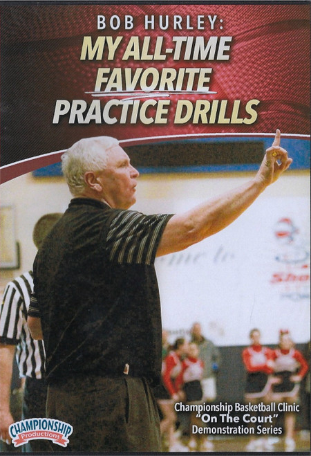 Bob Hurley's All Time Favorite Basketball Practice Drills by Bob Hurley Instructional Basketball Coaching Video