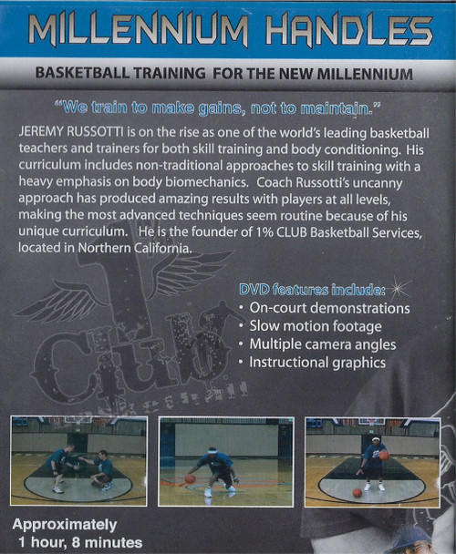 (Rental)-One Percent Basketball Ball Handling Workout