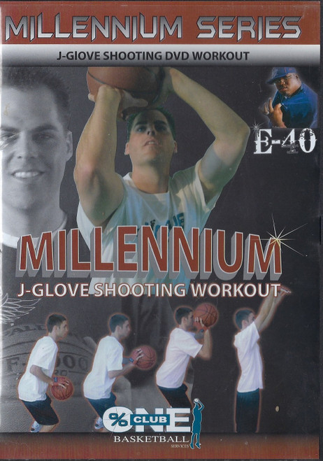 One Percent Basketball J-Glove Shooting Workout by Jeremy Russotti Instructional Basketball Coaching Video