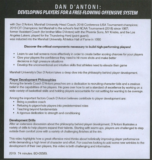 basketball player development