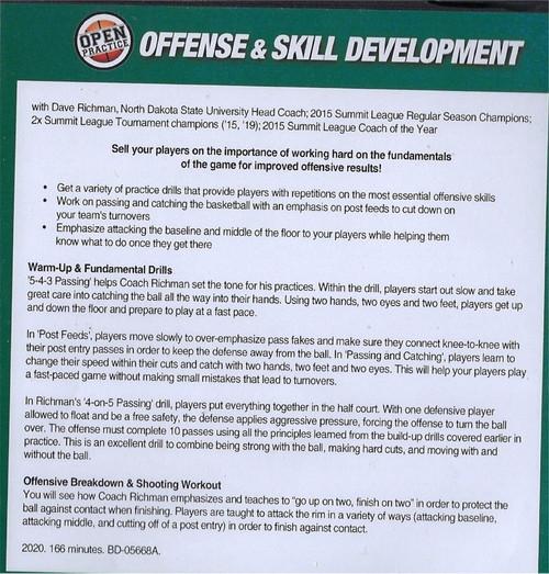 (Rental)-Offense & Skill Development