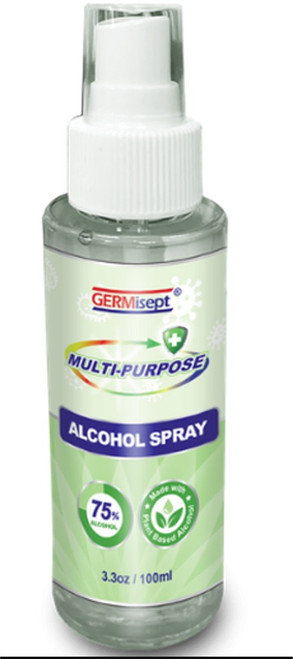 75% Alcohol Sanitizer spray Covid 19