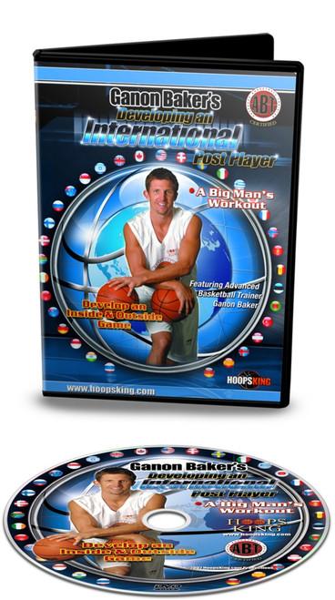 Ganon Baker Basketball Post Workout Video DVD