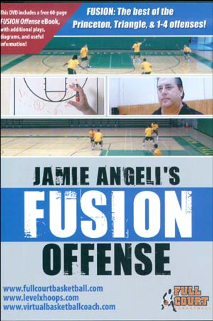 Jamie Angeli's  Fusion Offense Video and PDF.