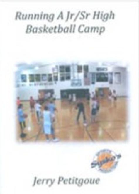 Running a Jr/Sr High Basketball Camp