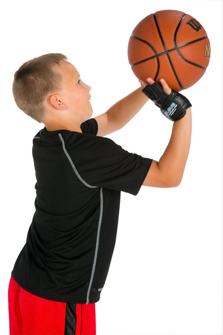 Right Hand Large J-Glove Basketball Shooting Aid