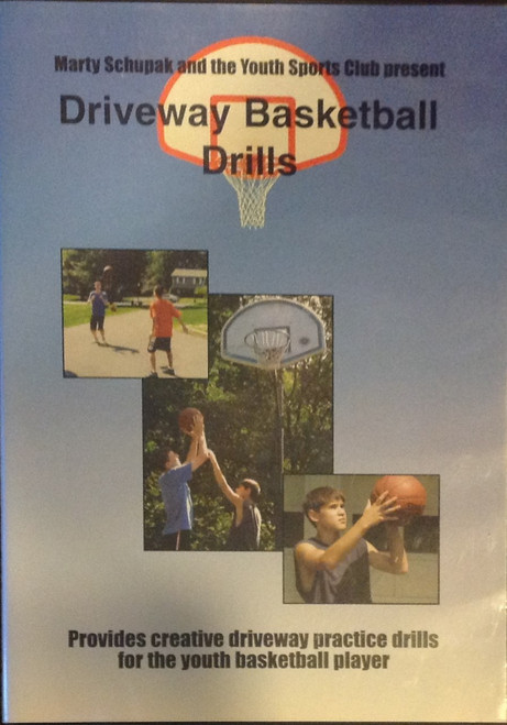 Driveway Drills by Marty Shupack Instructional Basketball Coaching Video