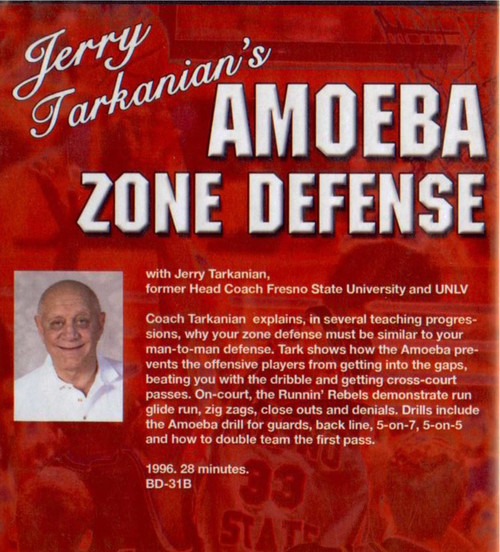 (Rental)-Unlv Amoeba Zone Defense(tarkanian)