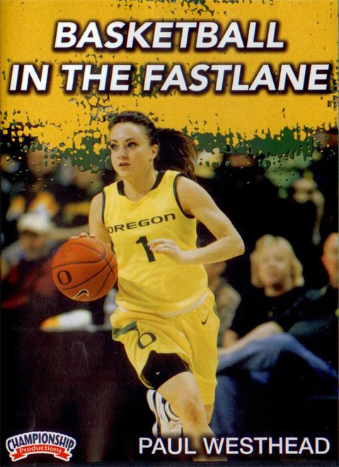 Basketball In The Fastlane by Paul Westhead Instructional Basketball Coaching Video