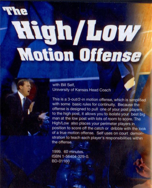 (Rental)-The High/low Motion Offense