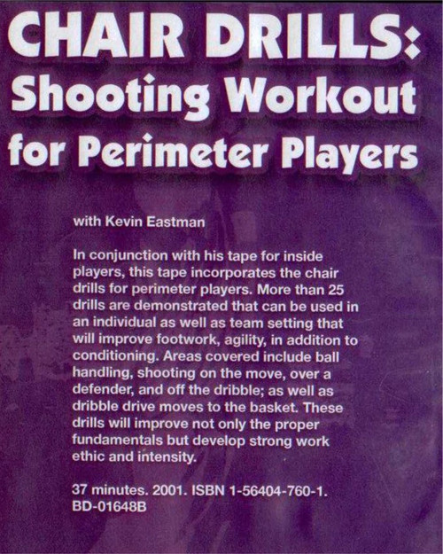 (Rental)-Chair Drills: Shooting Workout For The Perimeter