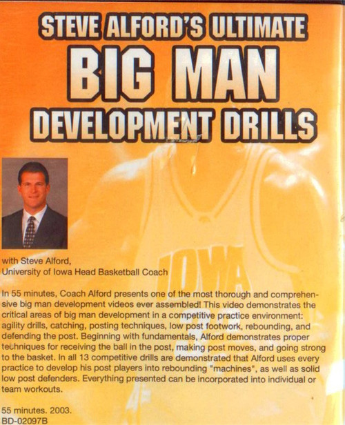 (Rental)-Steve Alford's Ultimate Big Man Development