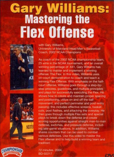 Flex Offense Guide video dvd