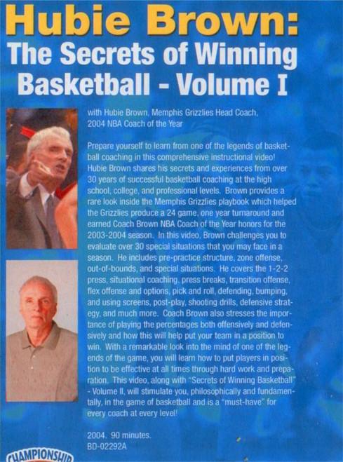 (Rental)-The Secrets Of Winning Basketball Vol. 1