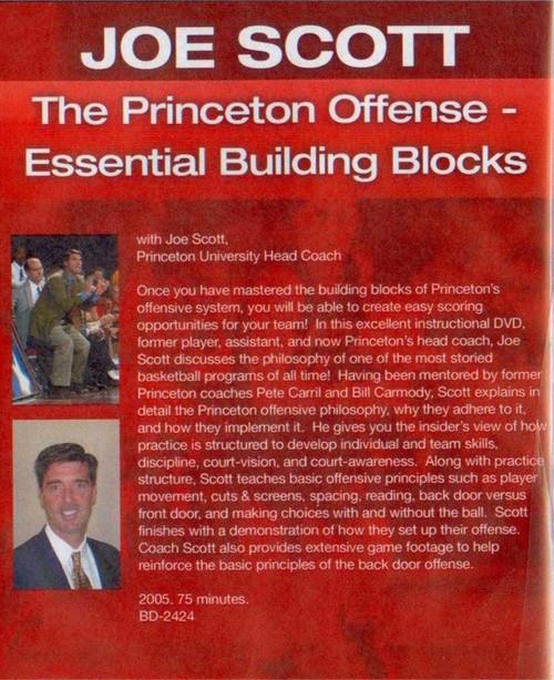 (Rental)-Princeton Offense-- Essential Building