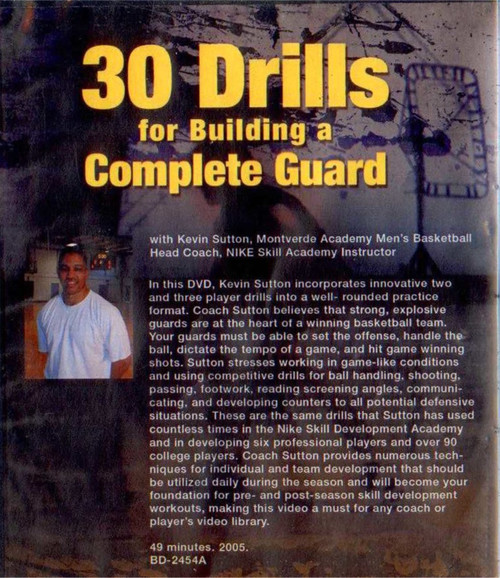30 basketball guard drills