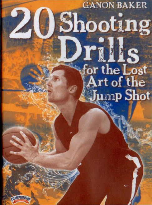 20 Shooting Drills For The Lost Art Of The Jump Shot by Ganon Baker Instructional Basketball Coaching Video
