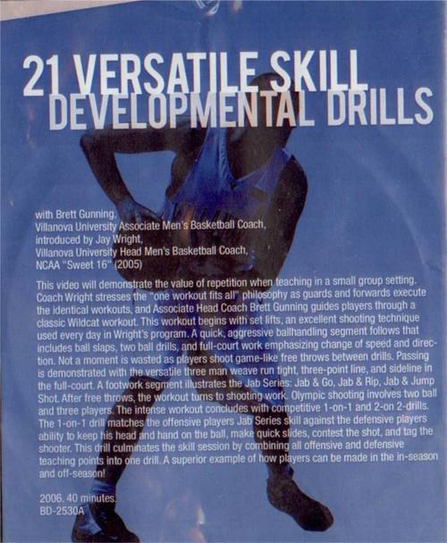 (Rental)-21 Versatile Skill Development Drills