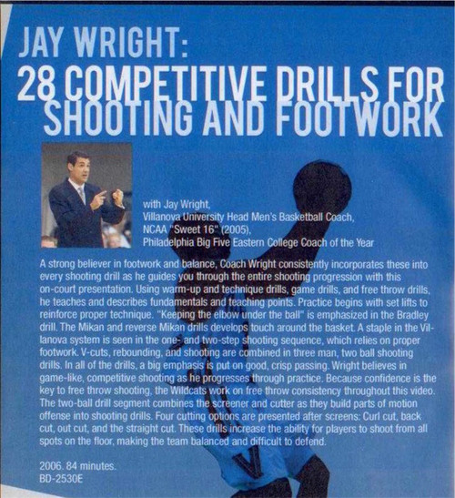 (Rental)- 28 Competitive Drills For Shooting &