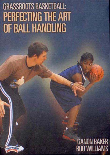 Grassroots Basketball Series: Team Ballhandling by Ganon Baker Instructional Basketball Coaching Video