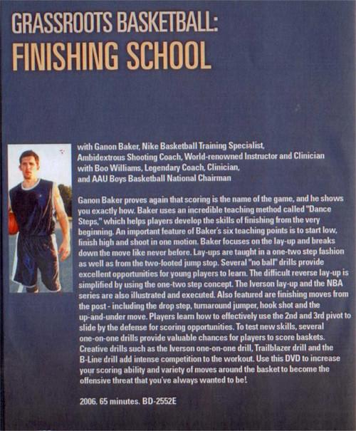 (Rental)-Finishing School