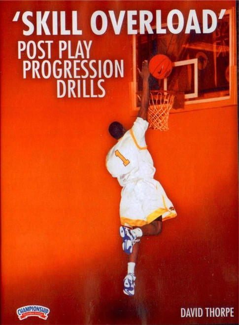 Post Man Drill--skill by David Thorpe Instructional Basketball Coaching Video