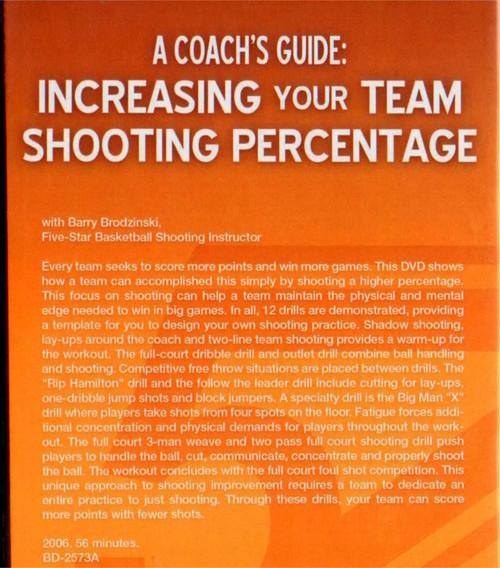(Rental)-Five Star: Increasing Your Team Shooting Percentage