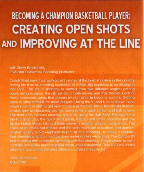 (Rental)-Five Star:creating Open Shots & Free Throws