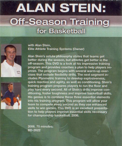 (Rental)-Off-season Training For Basketball
