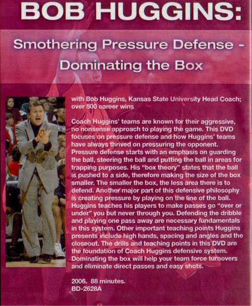 (Rental)-Dominating The Box--keys To Pressure