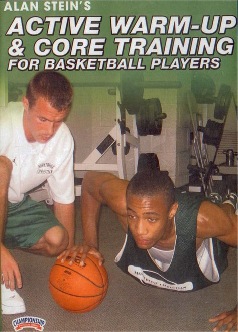 Alan Stein: Active Warm--up & Core Training(stein) by Alan Stein Instructional Basketball Coaching Video
