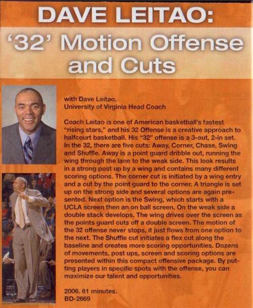 (Rental)-32 Motion Offense & Cuts