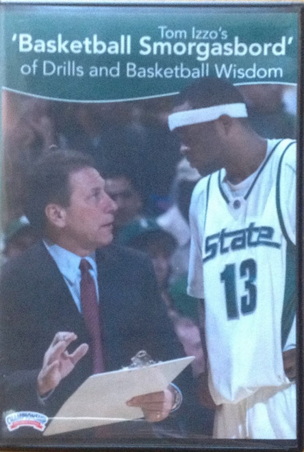 Practice & Drill Smorgasbord by Tom Izzo Instructional Basketball Coaching Video