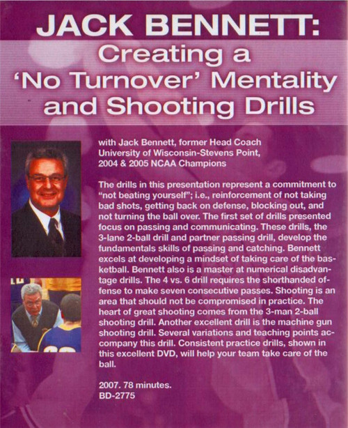 (Rental)-Creating A 'no Turnover' Mentality & Shooting Drills