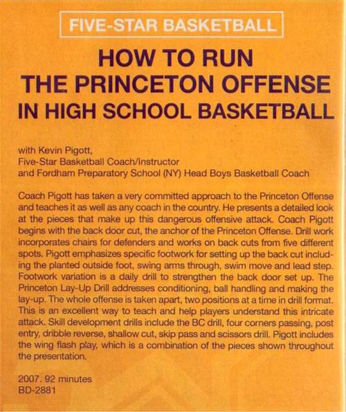 (Rental)-How To Run The Princeton