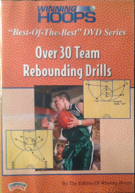 Over 30 Team Rebounding by Winning Hoops Instructional Basketball Coaching Video