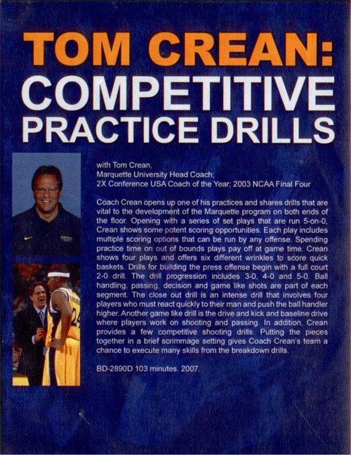 (Rental)-Competitive Practice Drills