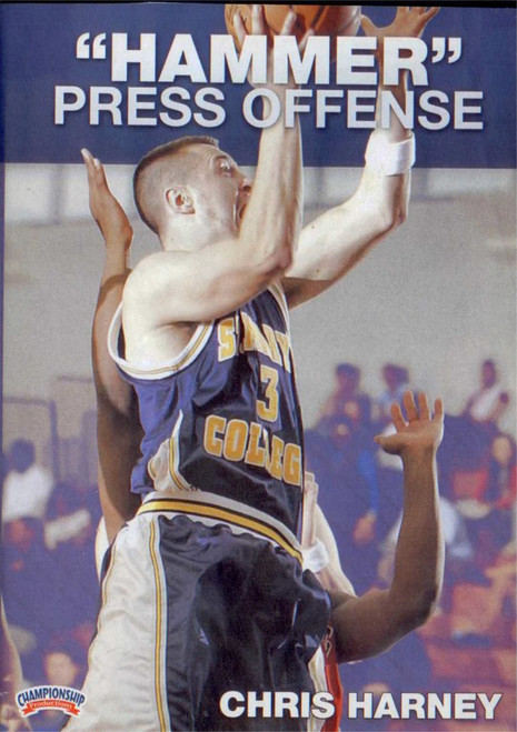The 'hammer' Press Offense by Chris Harney Instructional Basketball Coaching Video
