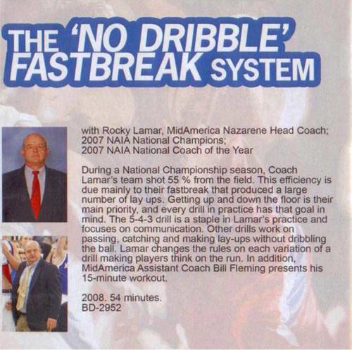 (Rental)-The ' No Dribble' Fastbreak
