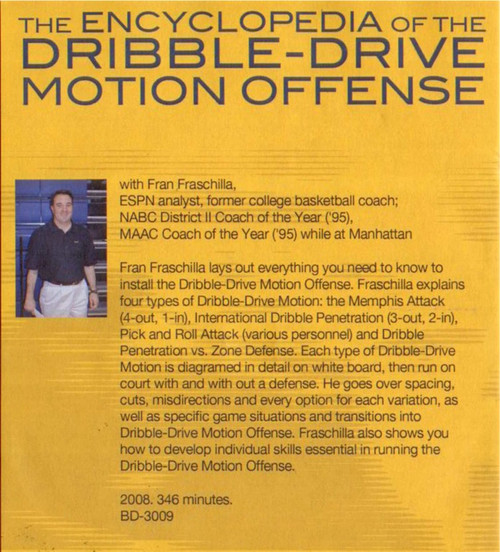 (Rental)-Encyclopedia Of The Dribble Drive Motion Offense