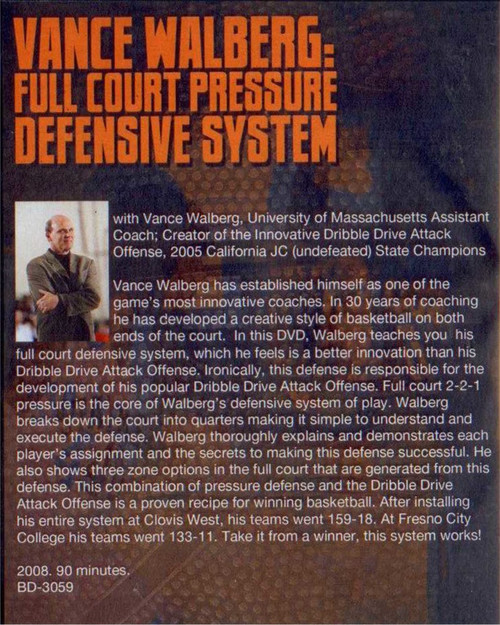 (Rental)-Full Court Pressure Defensive System