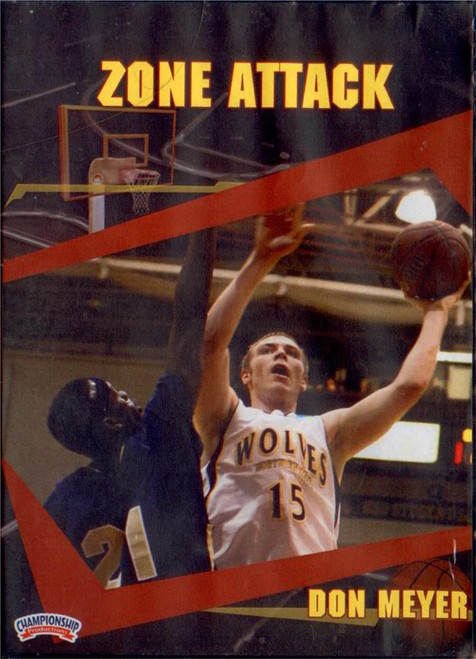 Zone Attack by Don Meyer Instructional Basketball Coaching Video