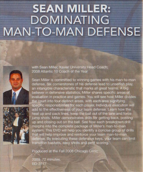 (Rental)-Dominating Man To Man Defense